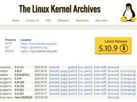 Linux 5.10.9 正式版发布:修复 CPU 占用高等问题