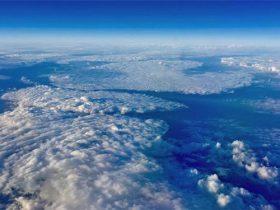 """地球降温""""疯狂计划"""":在大气层大量撒盐"""