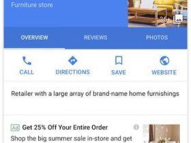 """谷歌地图尝试加广告:有望成为新一代""""印钞机""""业务"""