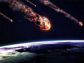 划过夜空的是流星、彗星还是小行星?还傻傻分不清楚