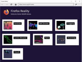 混合现实 MR 浏览器 Firefox Reality 登陆微软 Windows 10 商店