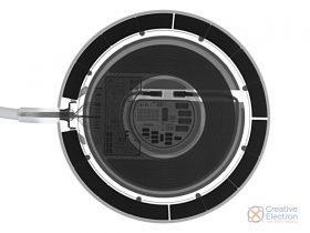 苹果 MagSafe 充电器拆解:和 Apple Watch 充电座内部十分不同